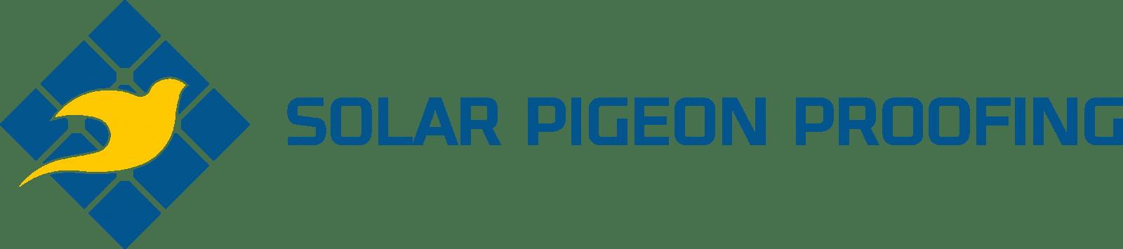 Solar Pigeon Proofing